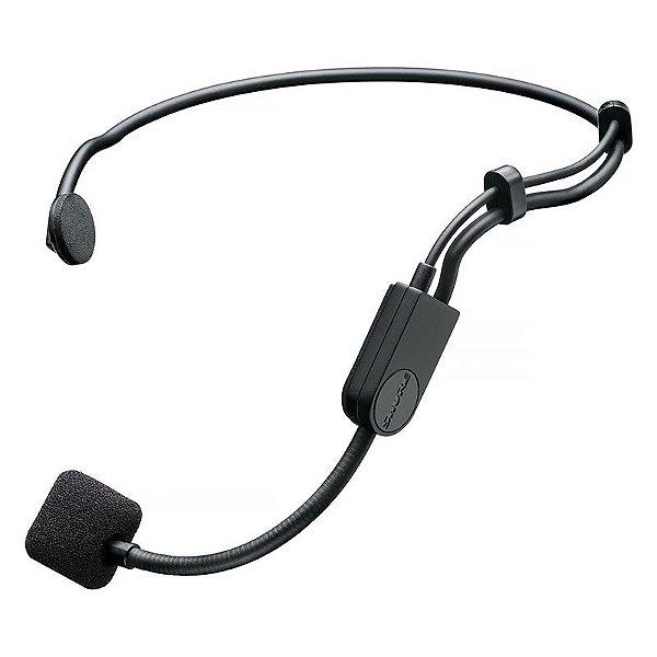 Microfone Shure Pga31 TQG Headset Condensador