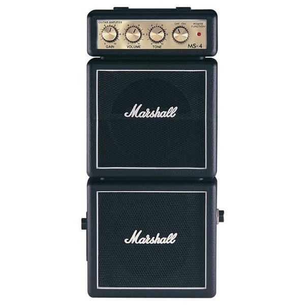 Mini Amplificador Para Guitarra Marshall Ms4