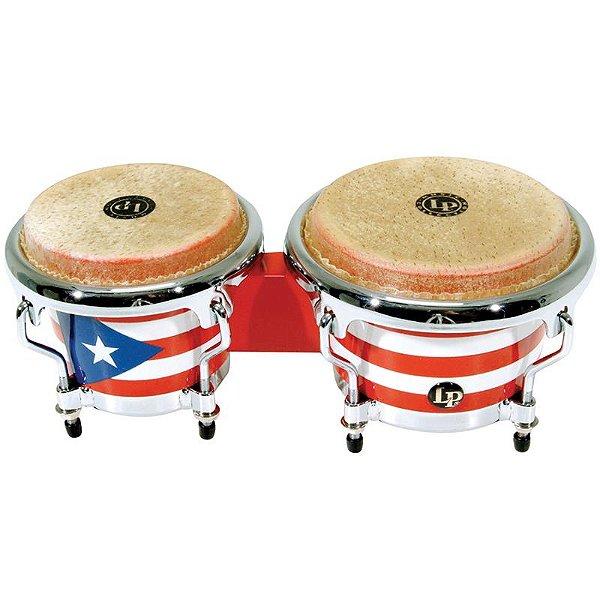 Mini Bongo Latin Percussion Lpm199 Pr Lp Music Collection Porto Rico