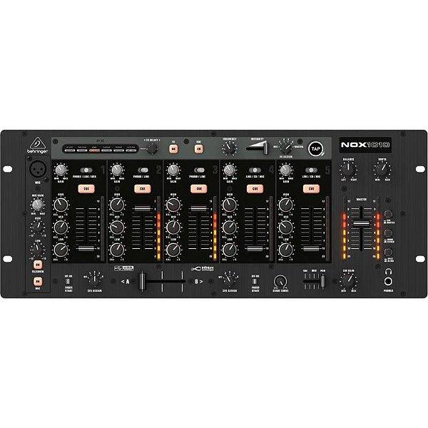 Mixer Dj Behringer Bivolt NOX1010