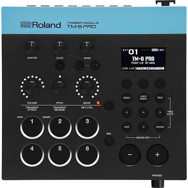 Módulo Roland Module Performance Trigger Tm-6 Pro
