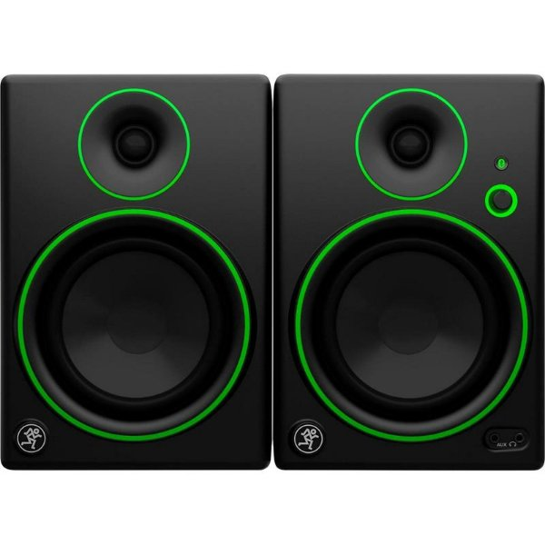 Monitor De Referência Mackie Cr5bt Bluetooth 50 Watts (Par)