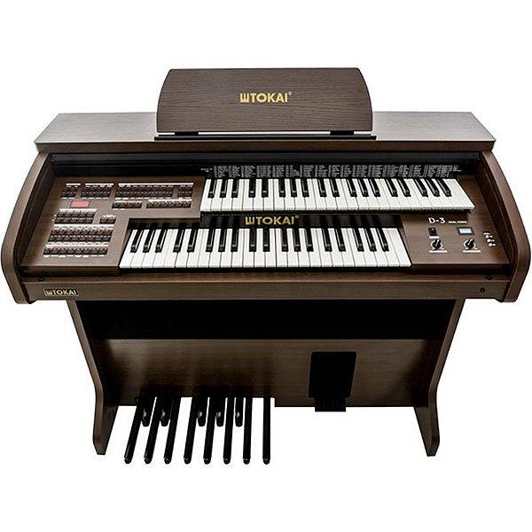 Órgão Eletrônico Tokai D-3
