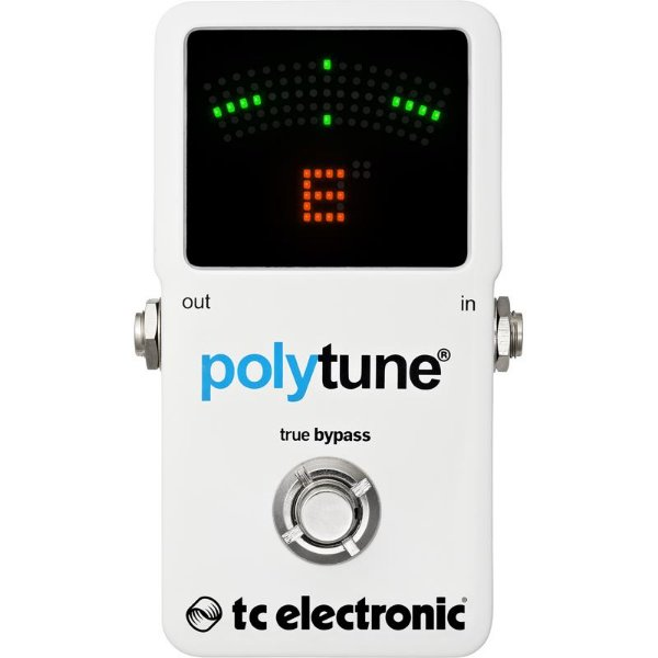 Pedal Afinador Tc Electronic Polytune 2