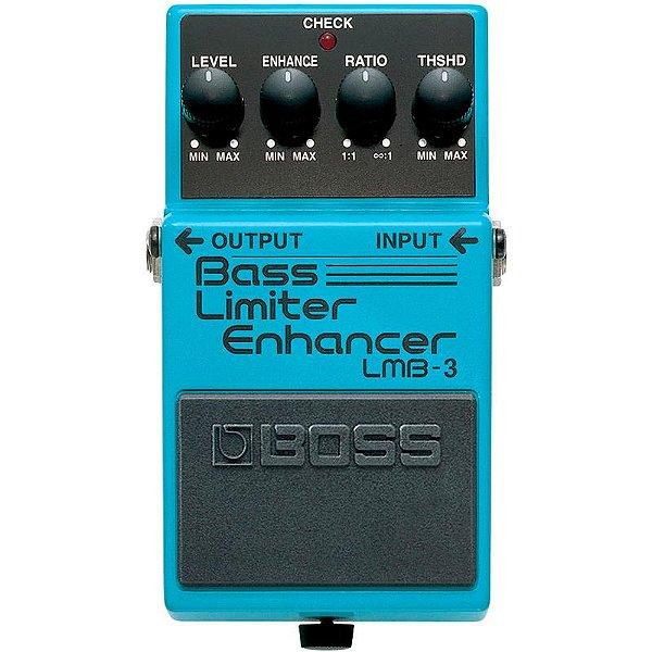 Pedal Boss LMB-3 Bass Limiter / Enhancer Para Contra-Baixo