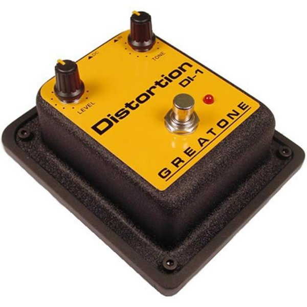 Pedal Guitarra Distorção Greatone Di1 Onerr Distortion