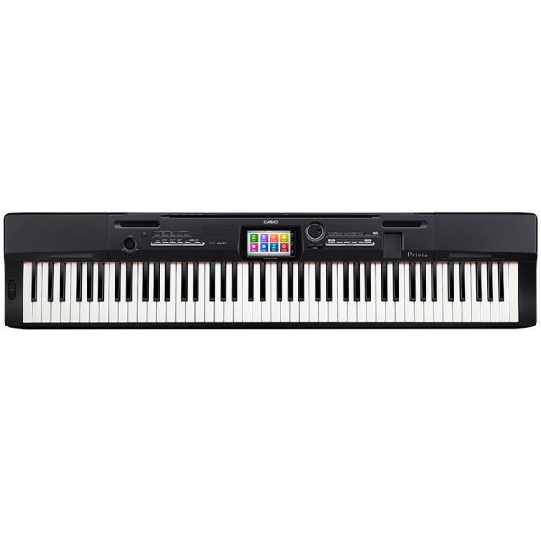 Piano Digital Casio Privia Px-360M Preto
