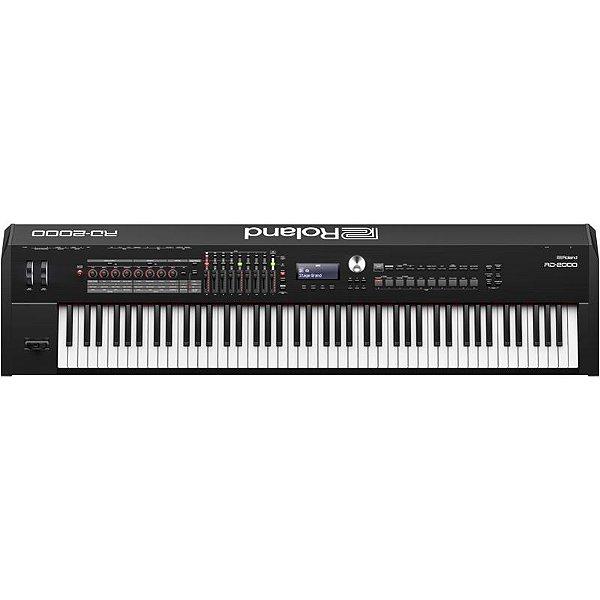 Piano Digital Roland Para Palco Rd-2000 88 Teclas