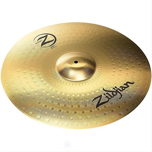 "Prato Zildjian Planet Z Ride 20"" Plz20r"