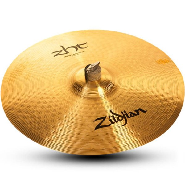 "Prato Zildjian Zht Medium Thin Crash 18"" Zht18mtc"