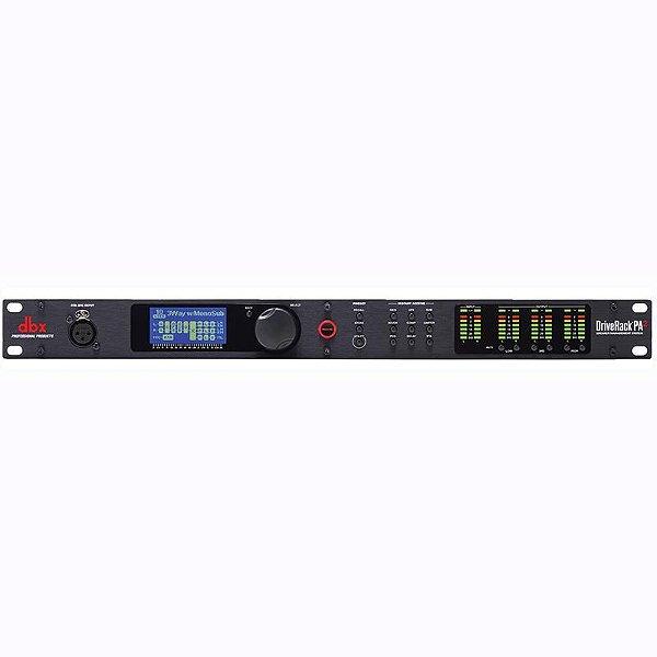 Processador Digital Driverack Dbx Pa2 220v Wi-fi