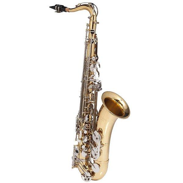 Saxofone Tenor Michael Dourado Wtsm49 Em Bb Com Case