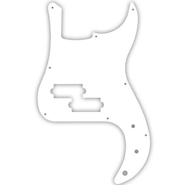 Escudo Para Contrabaixo Precision Bass Dolphin 5626 Branco