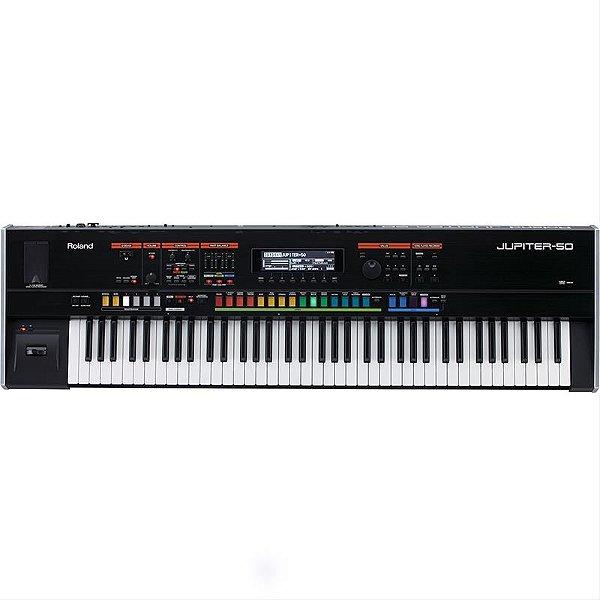 Teclado Sintetizador Roland Jupiter-50 Com Bag Grátis