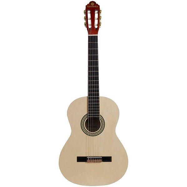 Violão Clássico Acústico Nylon Natural Harmonics Gna-111nt
