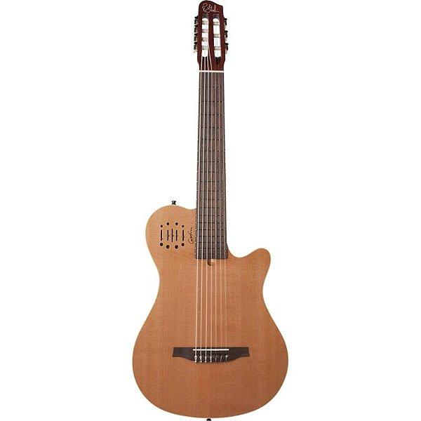 Violão Elétrico Godin Multiac Encore 7 cordas Natural