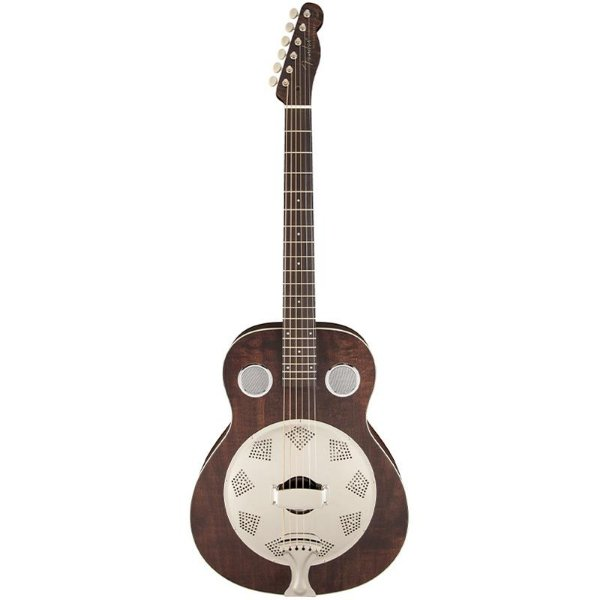 Violão Fender Resonator Derby Brown