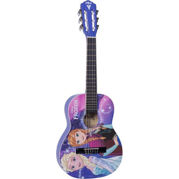 Violão Phoenix Infantil Nylon Disney Vif-2 Frozen