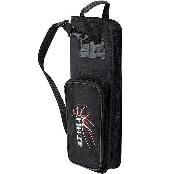 Bag Para Baquetas Tama Stb24 Bolsa Nylon Preta