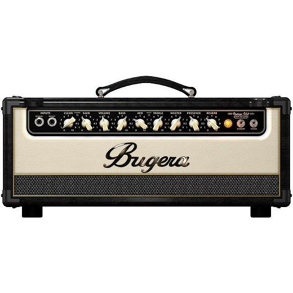 Cabeçote Para Guitarra Bugera V22hd Infinium Bivolt Valvulado
