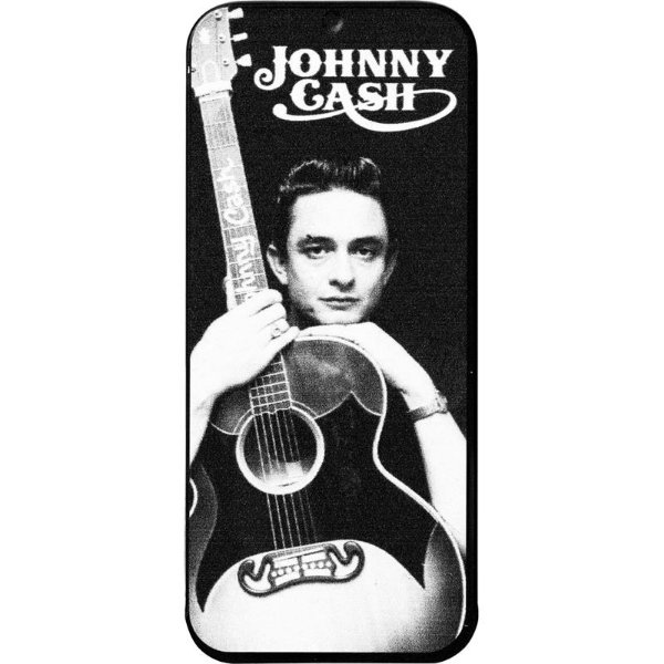 Kit Palhetas Dunlop Johnny Cash Memphis Medium
