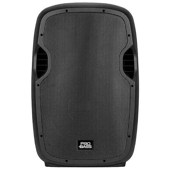 Caixa Ativa Pro Bass Elevate 115 Com Bluetooth 15 Pol