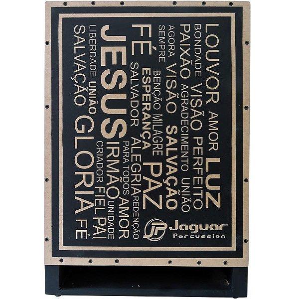 Cajon Inclinado Elétrico Jaguar CJ1000 K2 Ressonante Gospel