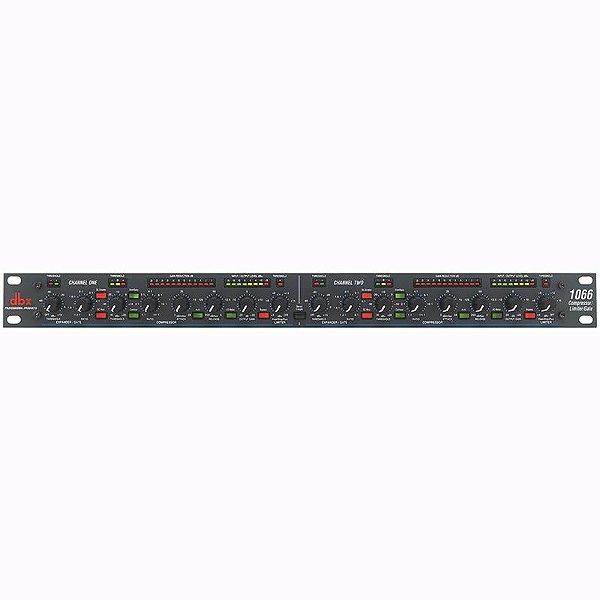 Compressor Dbx 1066 Dois Canais 110v