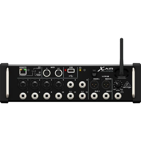 Console Mesa Digital Behringer X Air Xr12 Mixer