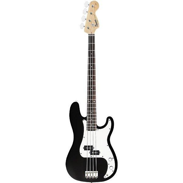 Contrabaixo Fender Squier Affinity Precision Bass Black