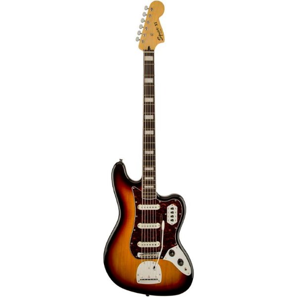 Contrabaixo Fender Squier Vintage Modified Bass Vi Sunburst