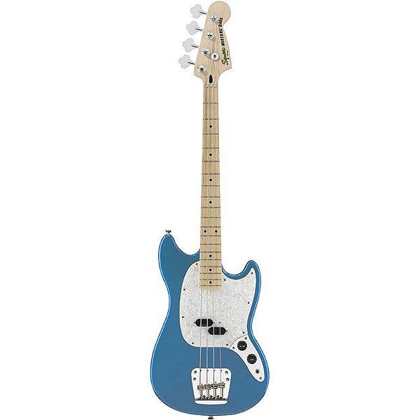 Contrabaixo Fender Squier Vintage Modified Mustang Special Lake Placid Blue
