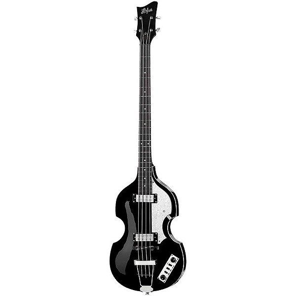 Contrabaixo Hofner Violin Bass Ignition Preto