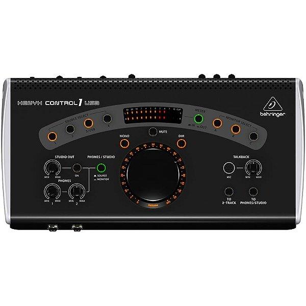 Controlador Behringer Xenyx Control1Usb