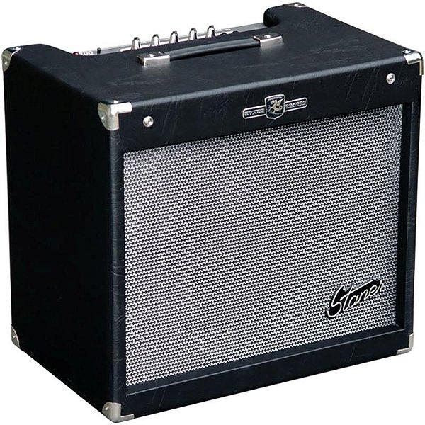 Cubo Amplificador Para Contrabaixo Staner Bx200a Stage Dragon
