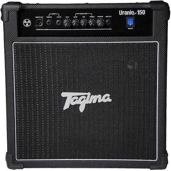 Cubo Amplificador Para Contrabaixo Tagima Uranio Bass 150