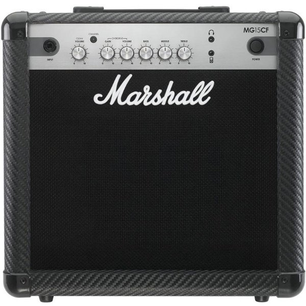 Cubo Amplificador Para Guitarra Marshall Mg15cf 15W