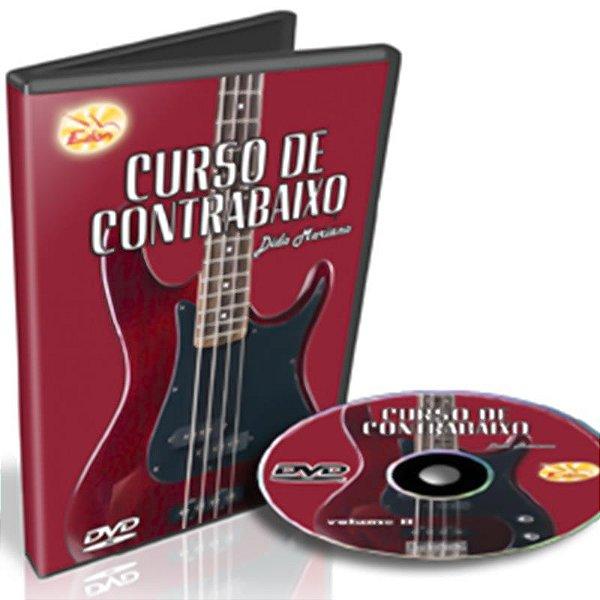 Curso DVD de Contrabaixo Vol 2 Edon