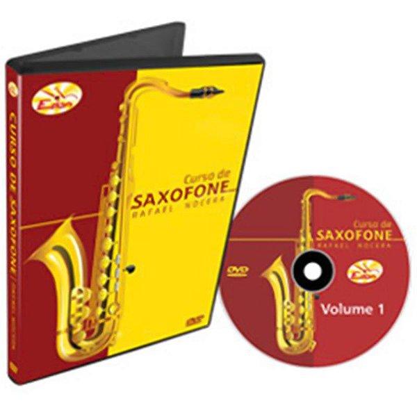 Curso DVD De Saxofone Vol 1 Edon