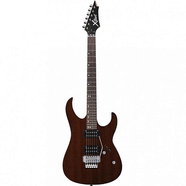 Guitarra Cort X-1 Dfr Opw Walnut
