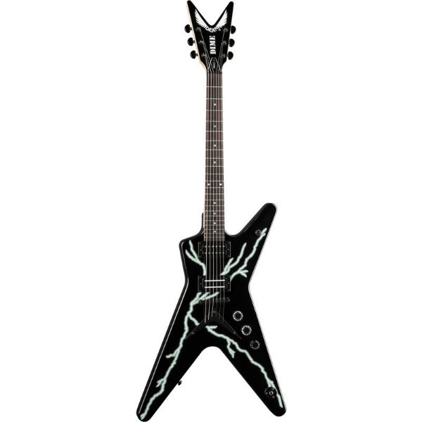 Guitarra Dean Dimebag Black Bolt Ml Bbolt