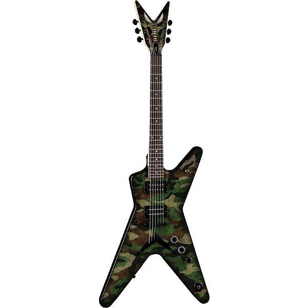 Guitarra Dean Dimebag Camuflada Dime Camo Ml