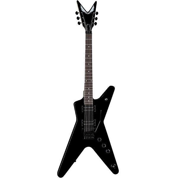 Guitarra Dean Flying-v Ml Xf Classic Preta