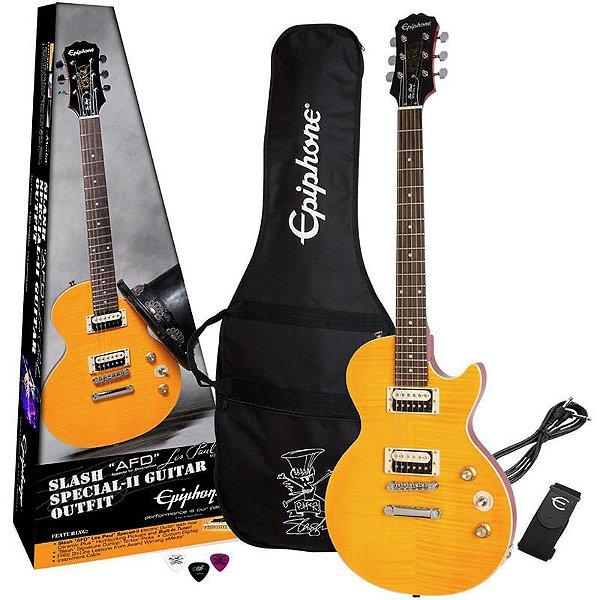 Guitarra Epiphone Les Paul Special Slash Afd Signature