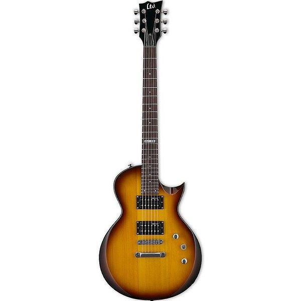 Guitarra ESP LTD Les Paul EC10 2TB Com Bag