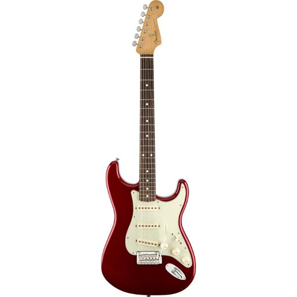 Guitarra Fender 60s Classic Player Stratocaster Candy Apple Red