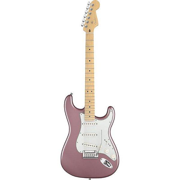Guitarra Fender Americana Deluxe Stratocaster Mn Burgundy Mist