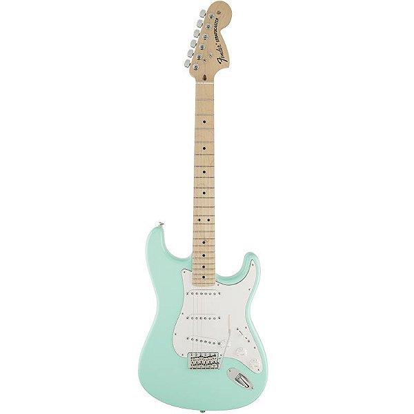 Guitarra Fender American Special Stratocaster Surf Green