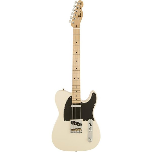 Guitarra Fender American Special Telecaster Olympic White