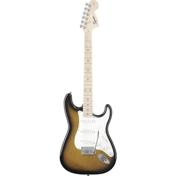 Guitarra Fender Squier Affinity Stratocaster 2 Color Sunburst